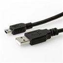 USB-Kabel A an Mini B 80cm