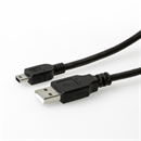 CU-B01-07: USB-Kabel A an Mini B 70cm